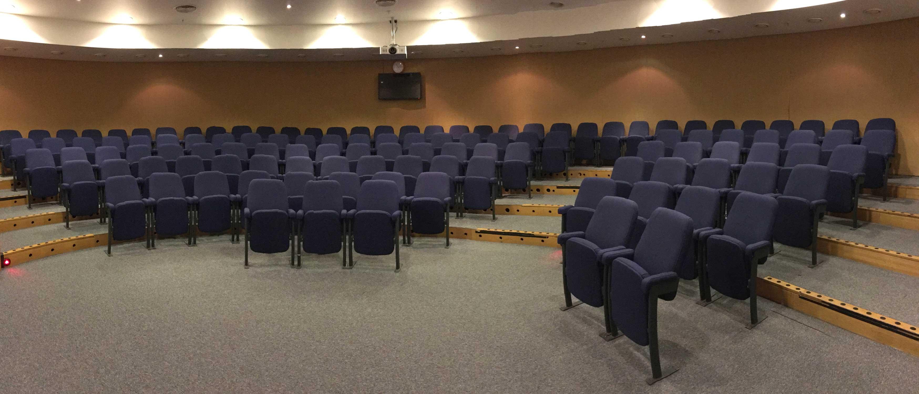 Auditorium-seating-Upholster-London