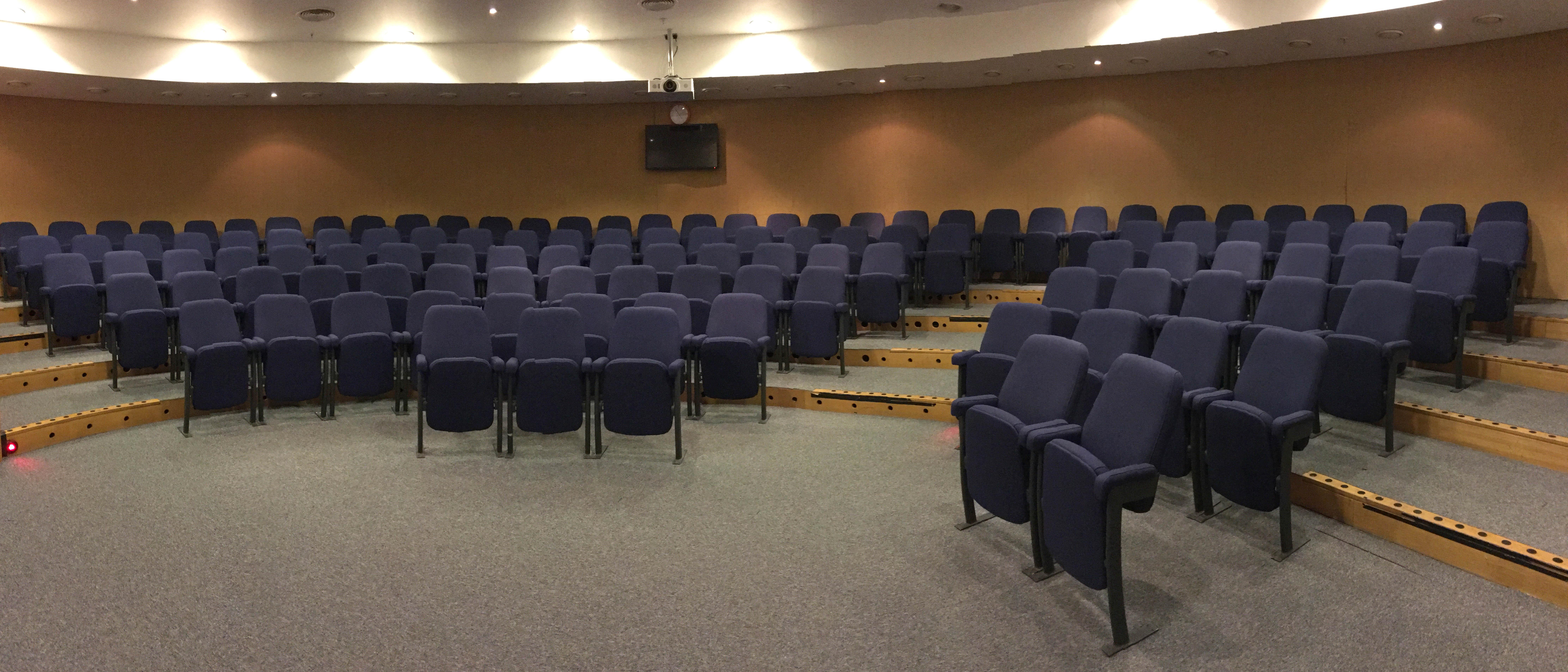 Auditorium-seating-reupholstery
