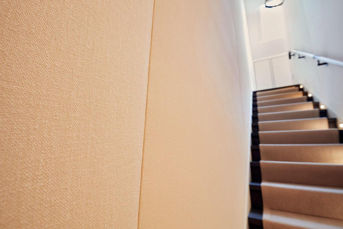 Fabric Walling London 10